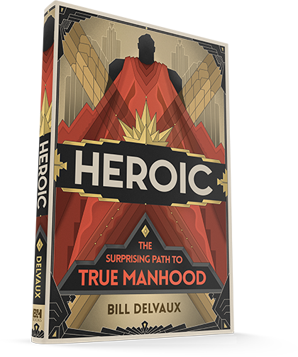 Heroic, by bill delvaux