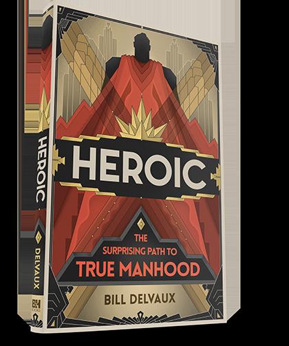 Heroic, by bill delvaux