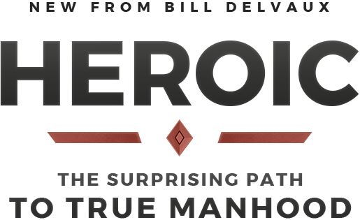 New from Bill Delvaux, Heroic