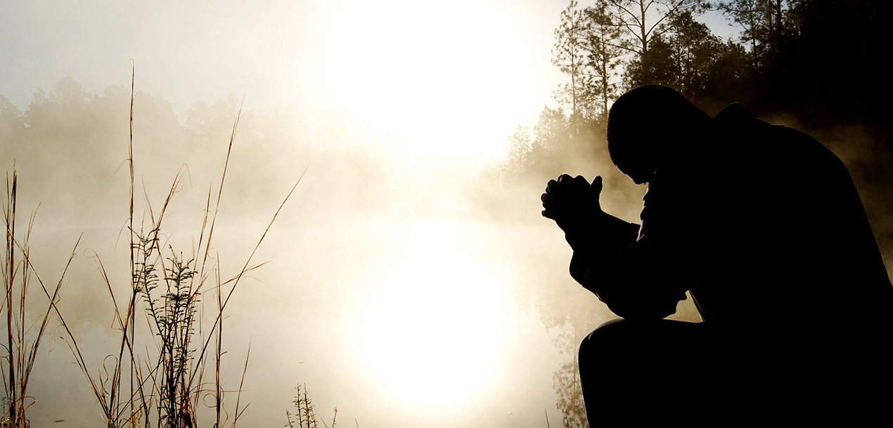 How imaginative prayer can heal