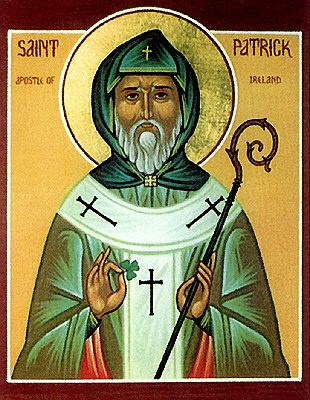 St. Patrick, the man behind the holiday